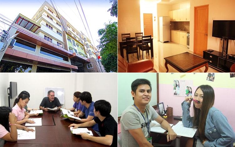 CEBU CIJ Classic英語学校施設