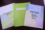 Writing Books for Middle Beginner (Level 2)